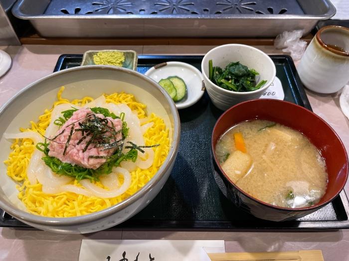 イカトロ丼